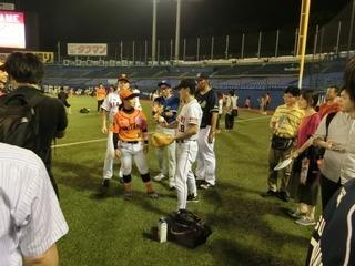 �S20160717_女子プロ野球_試合後モノマネ.JPG
